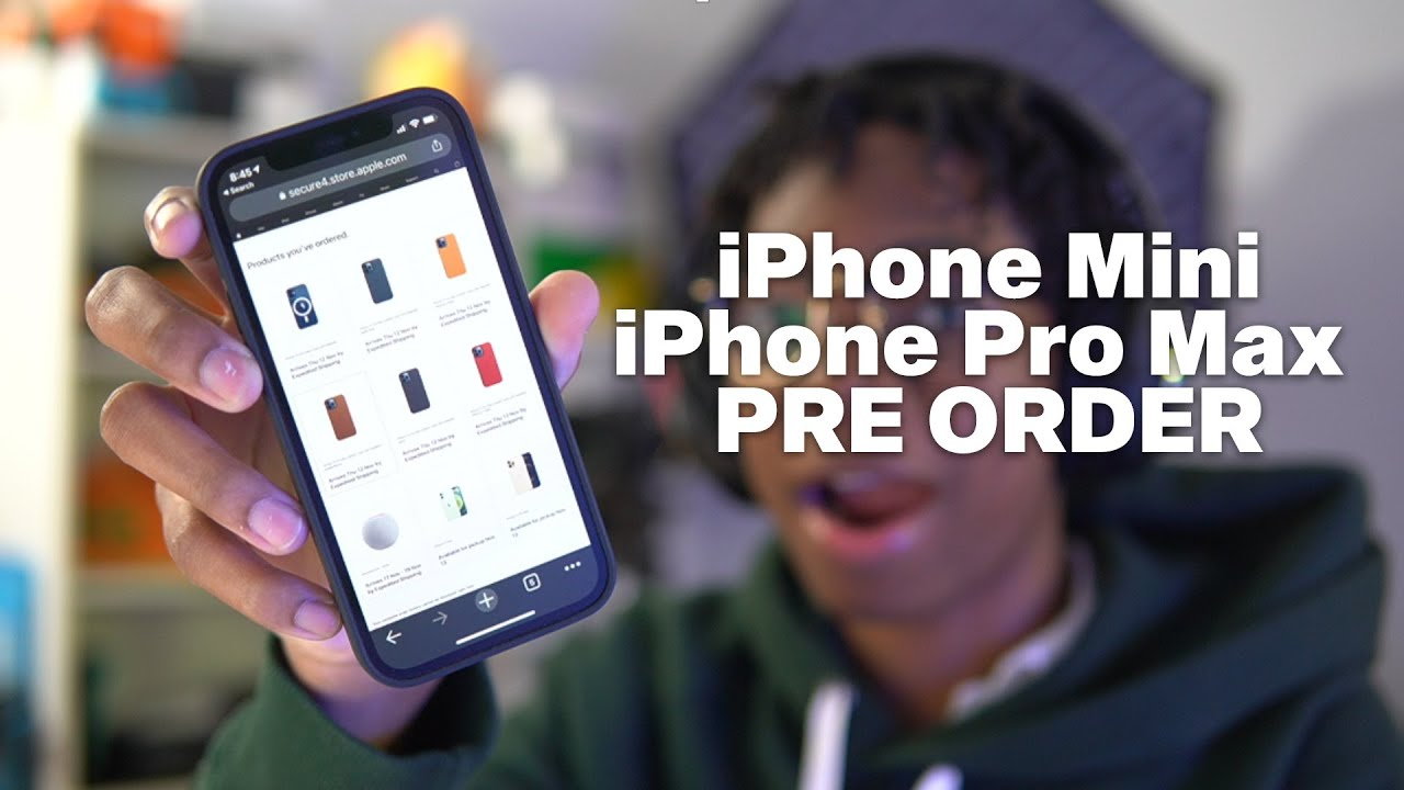 You can now preorder the HomePod Mini, iPhone 12 Mini and ...
