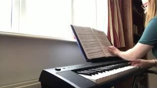 Six - Six the Musical - Piano instrumental/karaoke