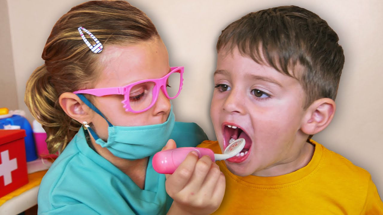 Dentist Song Spanish version, Canción Dentista