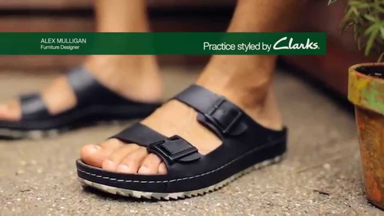 clarks shoes and sandals