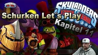 Skylanders Trap Team - Schurken Let´s Play Kapitel 11 - Wilikin Werkstatt [HD]