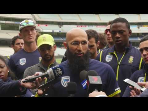 Amla: Allegation against Faf is ridiculous