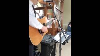 Colin Fahy | On Eagles Wings | Wedding Singer Galway YouTube Thumbnail