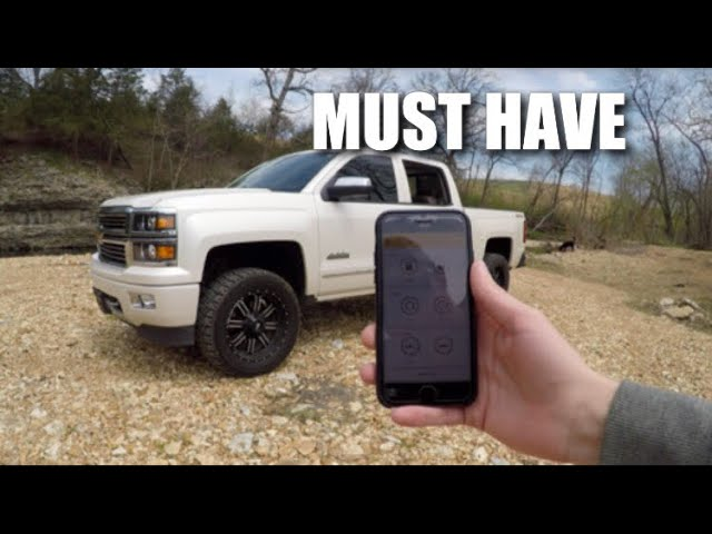 Chevrolet Silverado The Key Fob You Didn T Know You Had Youtube