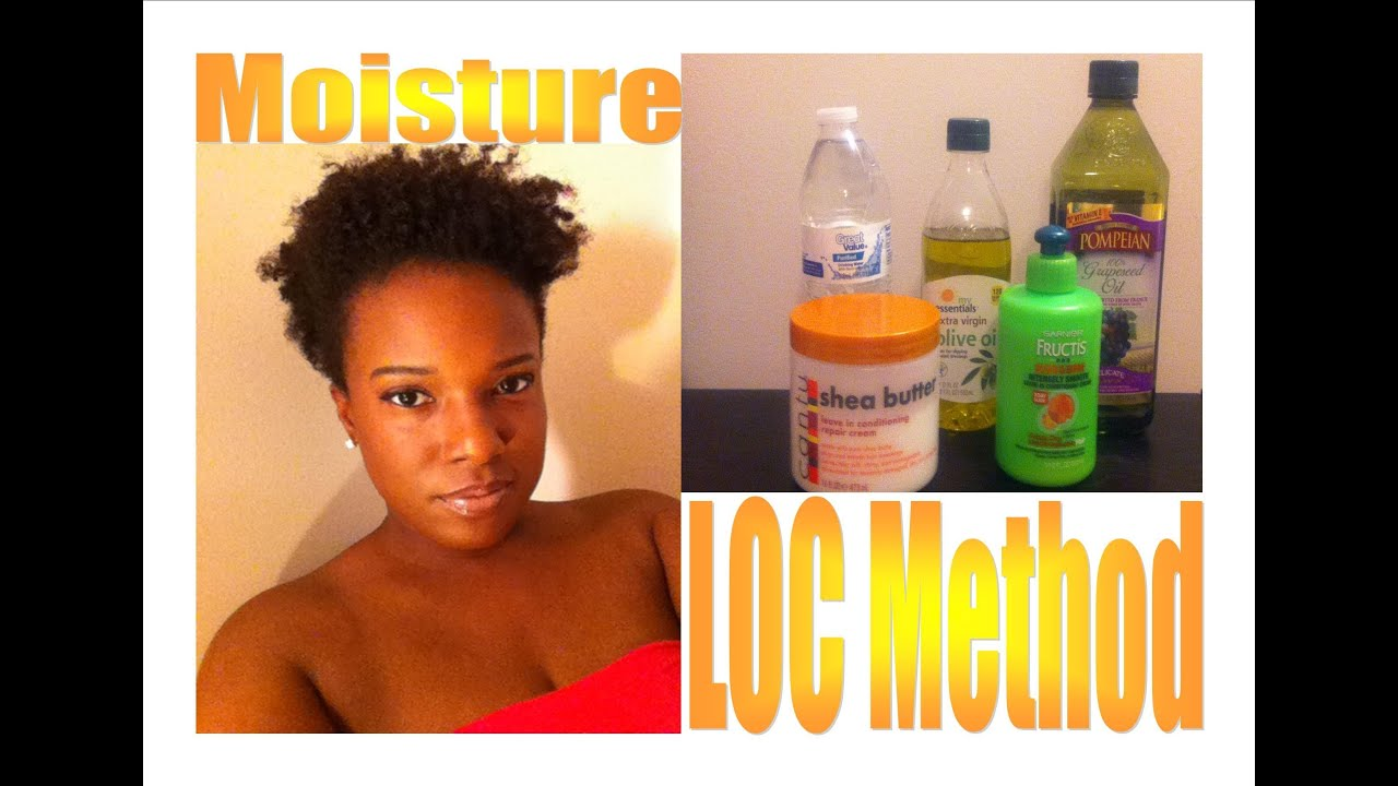 How To Loc Method Natural Hair