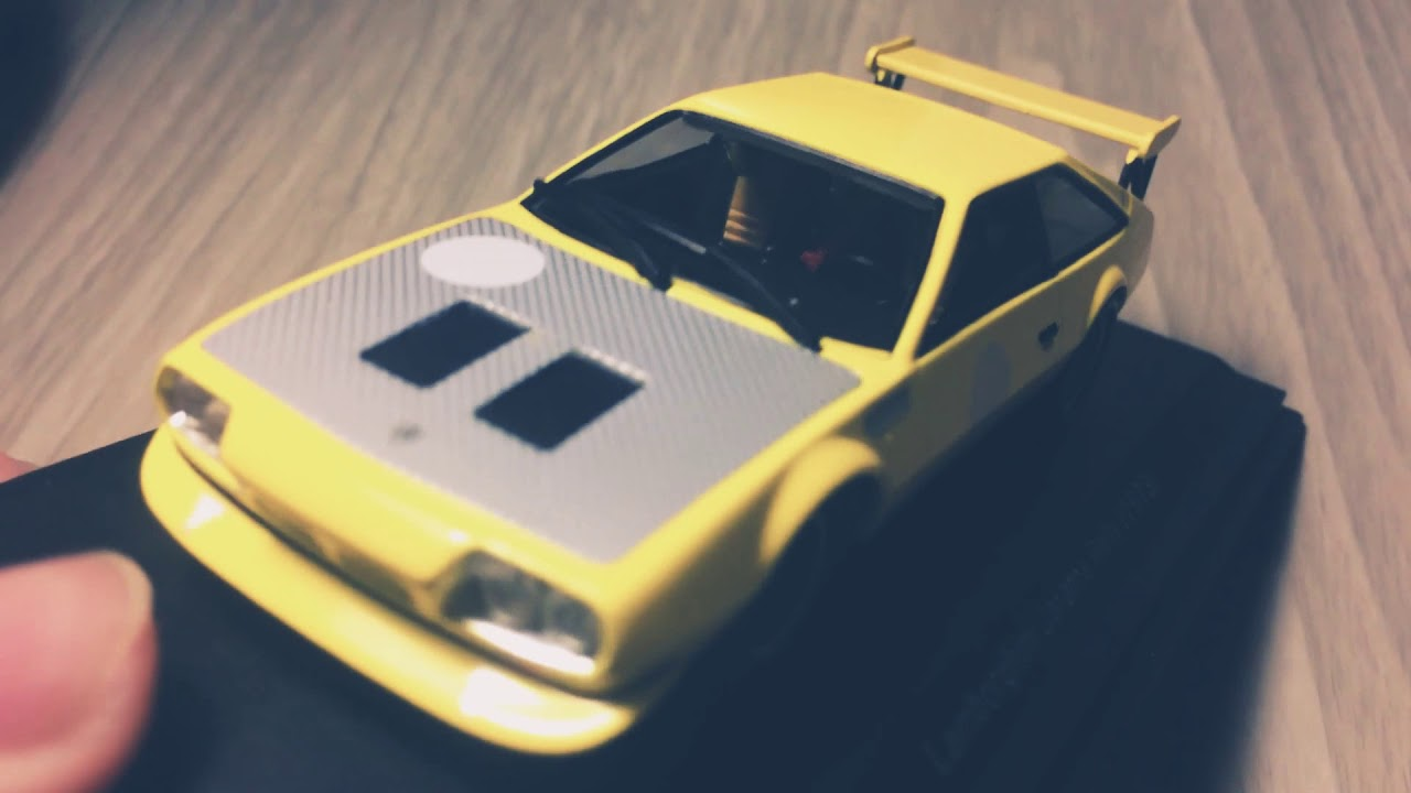 Lamborghini Jarama Rally 1 43 Youtube