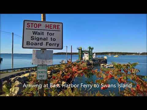 Motorcycle Adventure to Acadia and Swans Island, Maine 2017