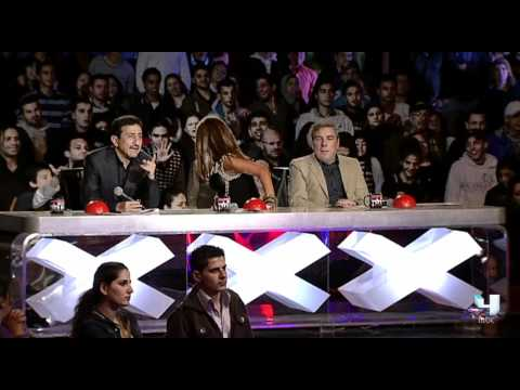 Arabs Got Talent - S2 - Ep1 - كابتن جلال