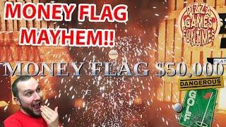 MONEY FLAG MAYHEM!!! | Dangerous Golf | PGF Get Rekt
