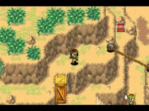 Let's Play Golden Sun: The Lost Age Episode 19: Kibombo Mountain Climbing!