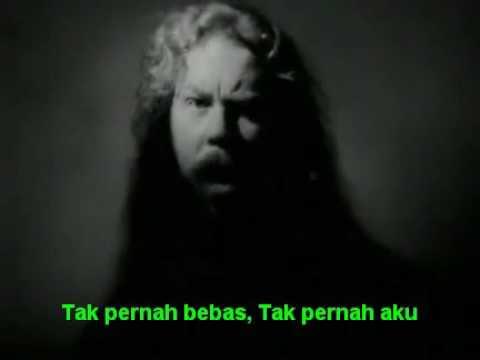Metallica-The Unforgiven (Indonesian Lyric)