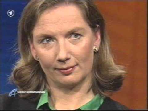 Sabine Christiansen Sendung 12.01.2005