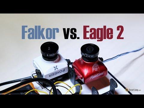 Foxeer Falkor vs. Runcam Eagle 2