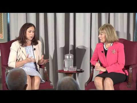Conversation with Congresswoman Jackie Speier