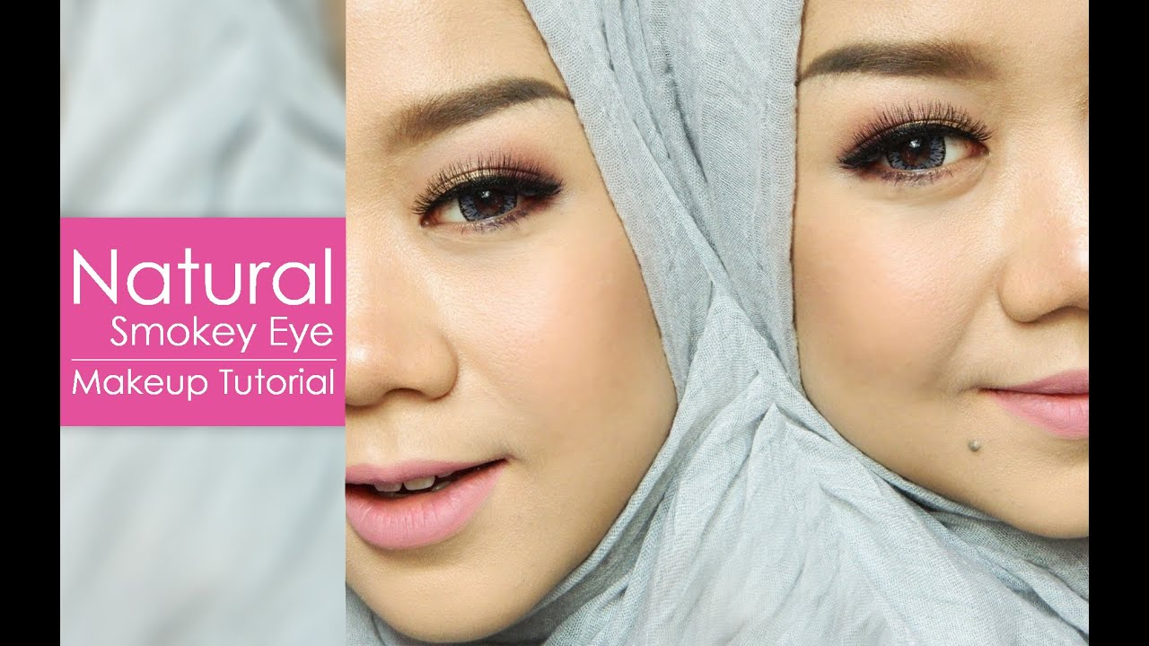 Natural smokey eye tutorial cheryl raissa using morphe natural smokey eye tutorial cheryl raissa using morphe eyeshadow palette youtube baditri Gallery
