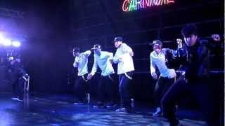 Skrillex DUBSTEP Dance Choreography - Ruffneck Bass » Matt Steffanina Hip Hop