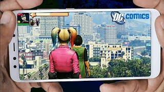 Top 10 Jogos da DC COMICS para Android