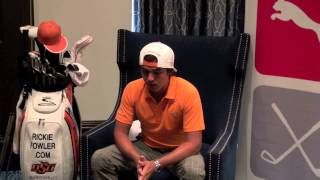 Rickie Fowler Interview - THP TV