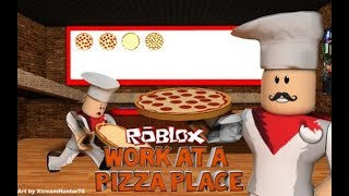 ROBLOX Work At A Pizza Place Winter Update