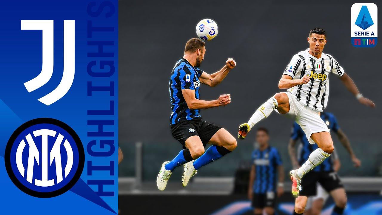 Download Juventus 3-2 Inter | 2 Goals From Cuadrado For Juventus | Serie A TIM