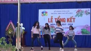Nhảy hiện đại Bboom Bboom - nhóm nhảy NSB