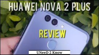 Huawei Nova 2 Plus 2018 Hands-On Review In Pakistan | Urdu/Hindi