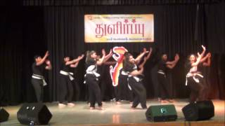 Göttingen Dance Group/Thulirppu 2015 - Save one cent for TamilEelam