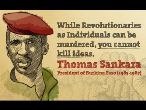 """Debt Is a Cleverly Managed Reconquest of Africa."" Thomas Sankara's  Speech Against Debt 1987"