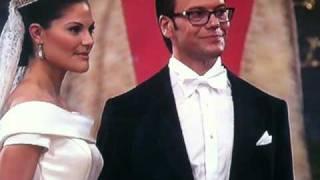 Björn Skifs o Agnes sjunger för brudparet
