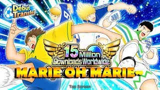 BUKAIN TIKET 15 MILLION (MARIE) DOWNLOADS XD - Captain Tsubasa: Dream Team