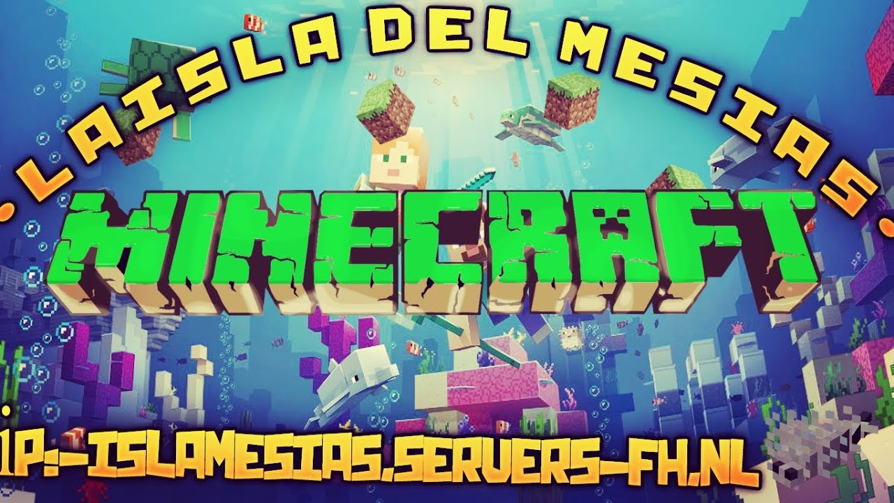SERVER DE MINECRAFT 1 13 2!! 100% SURVIVAL!!