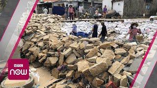 Bình Định hoàn tất sơ tán dân tránh bão Nakri