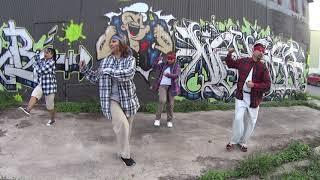 LA CHOLA/ LOS CHICOS DEL BARRIO/ CHOLO ZUMBA/ ANAKIN/ DANCE/ CHOREOGRAPHY