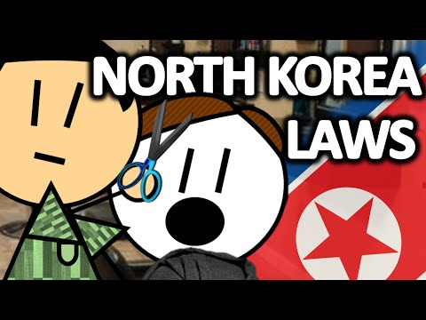 INSIDE NORTH KOREA: LAWS AND RULES