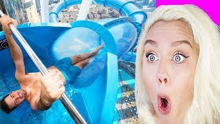 CRAZY WATER SLIDES THAT YOU WON'T BELIEVE EXIST