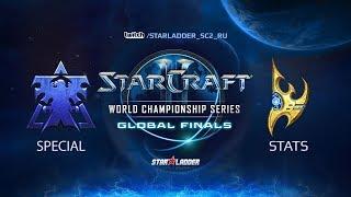 2017 WCS Global Finals: SpeCial (T) vs Stats (P)