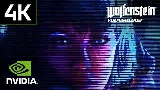 Wolfenstein: Youngblood – Exclusive 4K GeForce RTX Bundle Launch Trailer