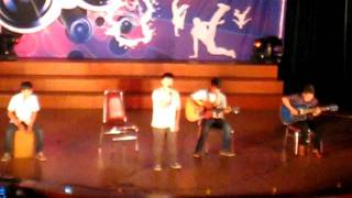 Lá cờ - Tạ Quang Thắng (GBA acoustic cover)