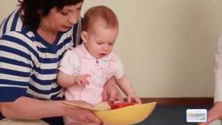 Урок 6. Раннее развитие до года, 7-8 месяцев, Маленький Леонардо - курс по методике О.Н. Тепляковой