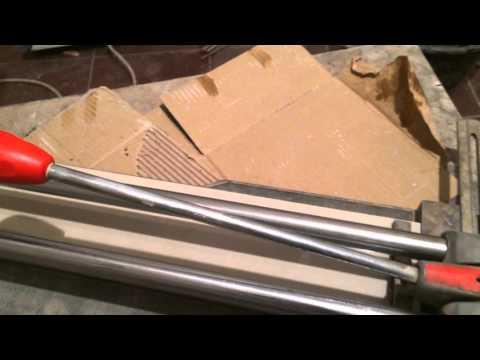 Как разрезать керамогранит