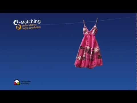 e-Matching app voor hoger opgeleiden TV commercial 10
