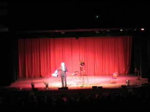 Jim Davidson Show Excerpt - Britannia Pier Theatre 24th August 2012
