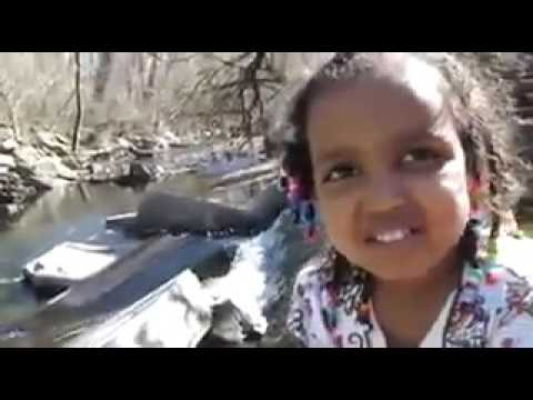 Amazing little girl knows all African capital cities