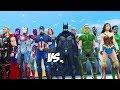 THE AVENGERS VS JUSTICE LEAGUE - EPIC SUPERHEROES BATTLE