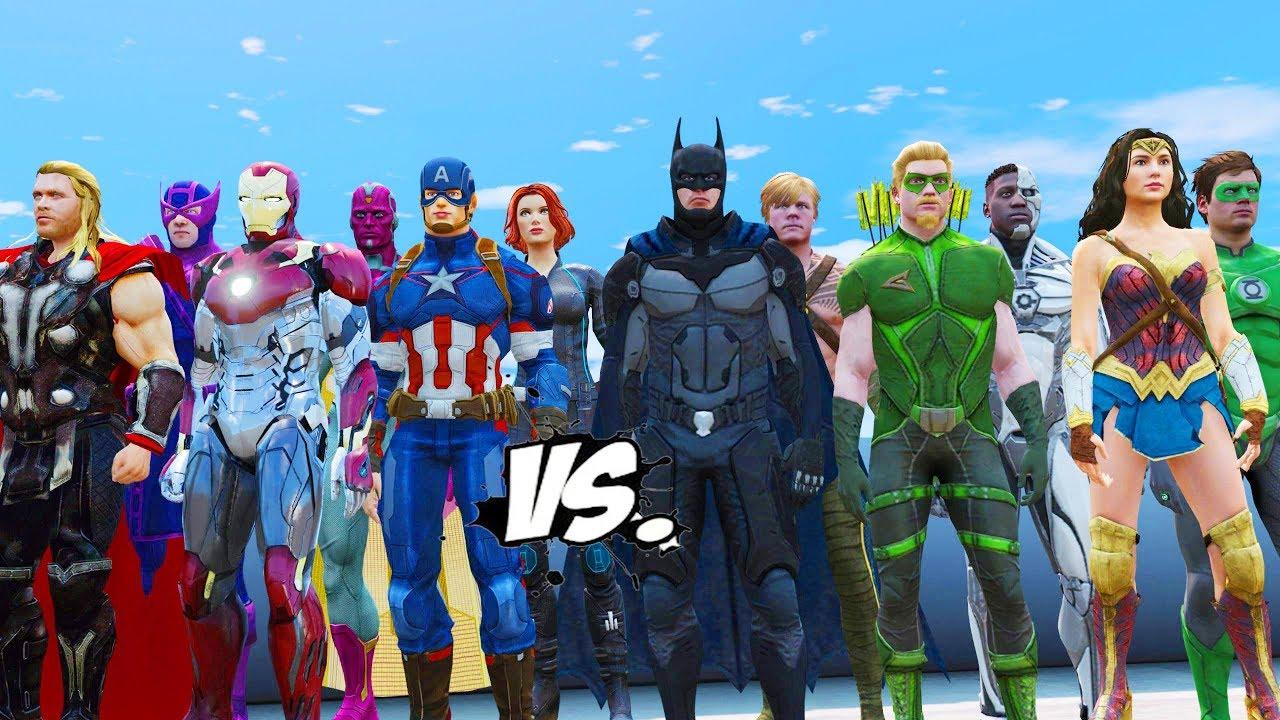 super Justice hero league