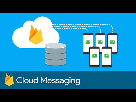 Firebase Cloud Messaging step by step