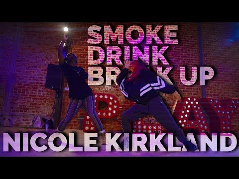 """Smoke, Drink, Break-Up"" - Mila J 