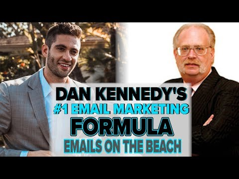 Dan Kennedy's #1 Email Marketing FORMULA To Make Prospects Buy Now
