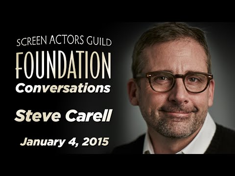 Conversations with Steve Carell