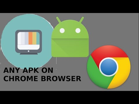 Install Any APK in Chrome Browser less than 5 mins[2018]